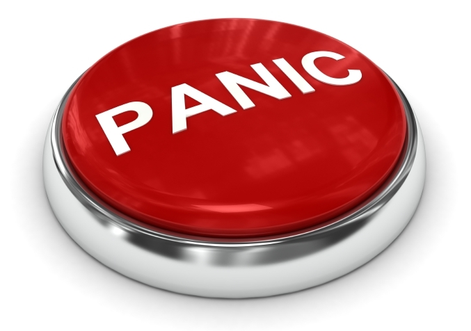 Investing Course Panic