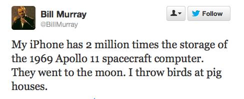 Murray Tweet