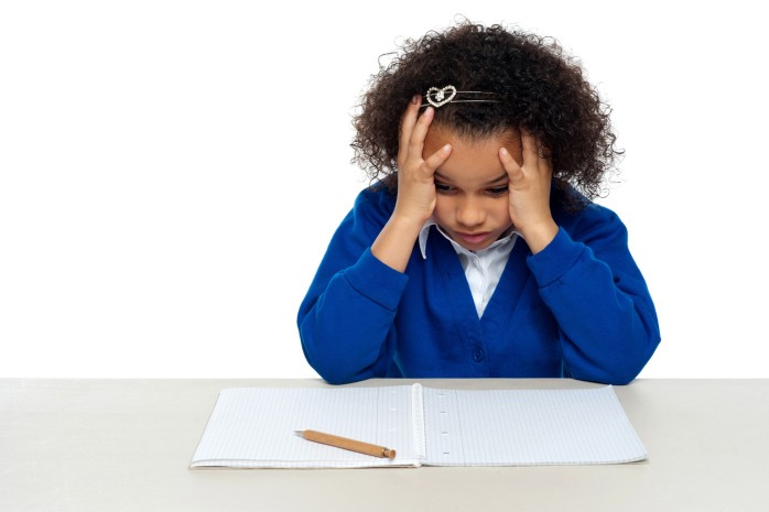 Image result for school stress black kids